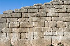 Cyclopean Wall Stock Image