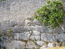 Cyclopean Walls Stock Photos