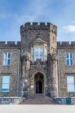 Cyfarthfa slottmuseum och Art Gallery royaltyfria bilder