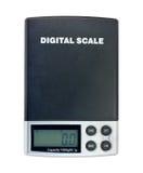 cyfrowa elektroniczna skala Zdjęcie Stock