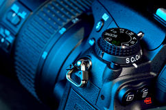 Cyfrowa kamera Fotografia Stock