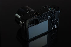 Cyfrowa kamera Obraz Stock