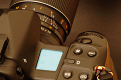 Cyfrowa kamera Obraz Royalty Free