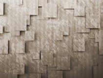 Cyfrowego abstrakcjonistyczny tło ilustracji