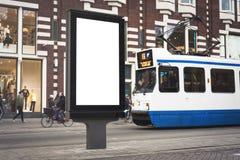 Cyfrowego billboard obraz stock