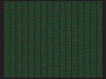 Cyfrowego Binarny kod - Abstrakcjonistyczna pojęcie ochrona, dane i zdjęcia stock