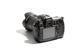 Cyfrowego dslr obiektyw i kamera fotografia royalty free