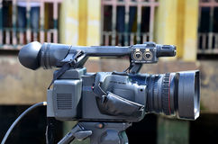 Cyfrowego kamera wideo wideo Zdjęcia Stock