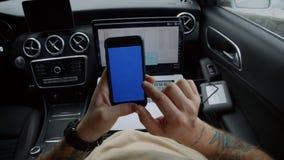 Cyfrowego koczownika ?limacznic chroma klucza millennial telefon zbiory
