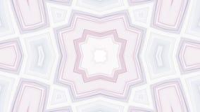 Cyfrowego projekt szarość i purpur kształty royalty ilustracja