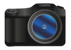 Cyfrowego SLR kamera Zdjęcia Royalty Free