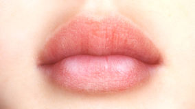 Cyfrowego usta Zdjęcie Royalty Free
