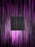 Cyfrowego vertical menchia wykłada abstrakcjonistycznego tło świadczenia 3 d Zdjęcie Royalty Free