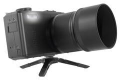 Cyfrowej ścisła kamera Fotografia Stock