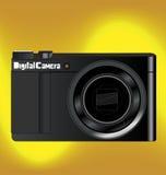 Cyfrowej kamery wektor Zdjęcia Royalty Free