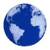 Cyfrowej planety ziemia Fotografia Stock