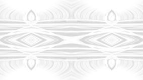 Cyfrowej sztuki szarość abstrakcjonistyczny projekt na białym tle ilustracji