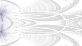 Cyfrowej sztuki szaro?? abstrakcjonistyczny projekt na bia?ym tle ilustracji