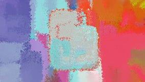 Cyfrowej sztuki współczesnej abstrakt ilustracji