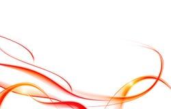cyfrowy abstrakci tło Obrazy Stock