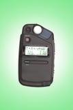 cyfrowy flashmeter Obraz Royalty Free