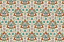 cyfrowy fractal wytwarzał grafiki wzoru tapetę Zdjęcie Royalty Free