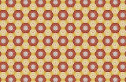 cyfrowy fractal wytwarzał grafiki wzoru tapetę Zdjęcie Stock