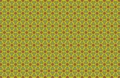 cyfrowy fractal wytwarzał grafiki wzoru tapetę Obrazy Stock