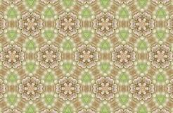cyfrowy fractal wytwarzał grafiki wzoru tapetę Obrazy Royalty Free