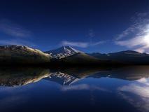 cyfrowy krajobrazu Obraz Stock