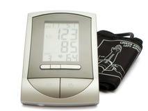 cyfrowy krwi urządzeń pomiaru ciśnienia Obrazy Royalty Free