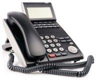 cyfrowy lcd biura telefon Zdjęcie Royalty Free