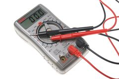 cyfrowy multimeter obrazy royalty free