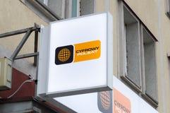 Cyfrowy Polsat logo och tecken Arkivbilder