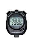 cyfrowy stopwatch Zdjęcia Royalty Free