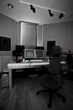 cyfrowy studio nagrań Fotografia Stock