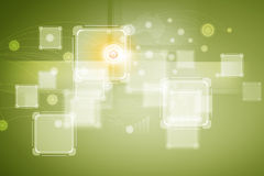 cyfrowy tło Obraz Stock