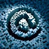 cyfrowy świat Zdjęcie Stock