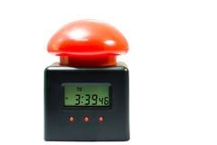 Cyfrowy zegar. Zdjęcie Stock