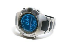 cyfrowy zegarek Obrazy Stock