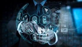 Cyfrowych marketingowi środki (strony internetowej reklama, email, ogólnospołeczna sieć, SEO, obraz royalty free