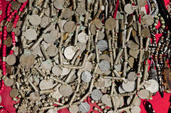 Cygańska biżuteria Zdjęcie Stock
