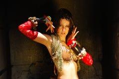 Cygański tancerz Obrazy Stock