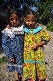Cygańskie dziewczyny Obraz Royalty Free