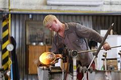 Cyganeria kryształu przemysł Fotografia Stock