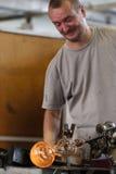 Cyganeria kryształu przemysł Zdjęcie Stock
