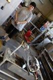 Cyganeria kryształu przemysł Zdjęcia Stock