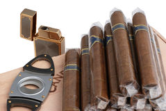 cygara Obrazy Stock