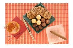 cygarowi koniaków sweet Fotografia Stock