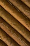 cygarowy kubański szczegół Zdjęcia Stock